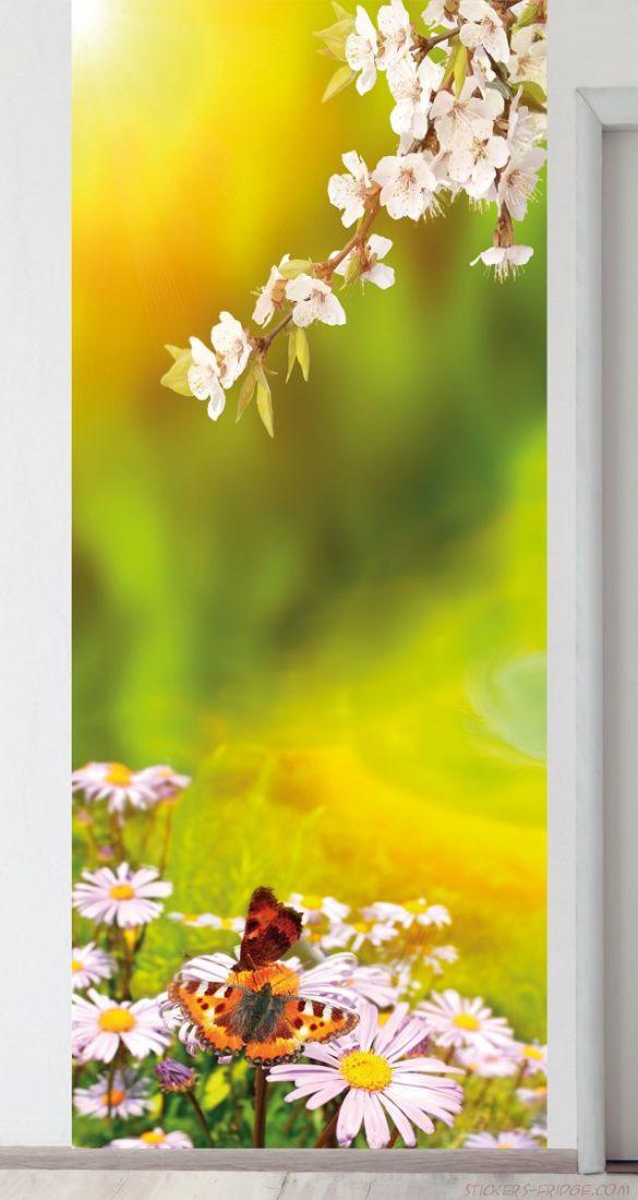 Панно на стену - Весна