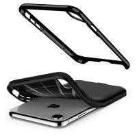 Купить оригинальный чехол SGP Spigen Neo Hybrid для iPhone XR черный: купить недорого в Москве — выгодные цены в интернет-магазине противоударных чехлов для телефонов айфон 10 R — «Elite-Case.ru»