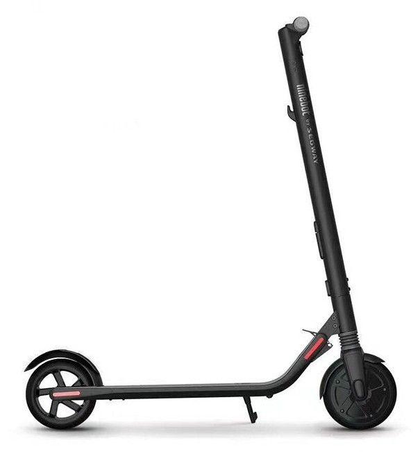 Электросамокат Ninebot by Segway KickScooter ES2 Черный