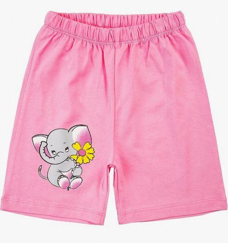 Шорты детские для девочки  BONITO 1-5 №BF101SH розовый