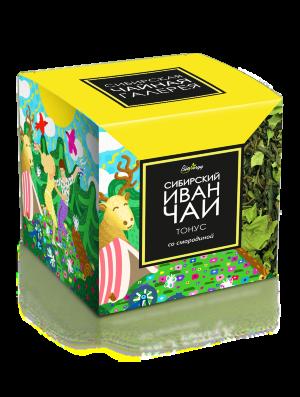 Иван-Чай листовой Bionergy «ТОНУС» со смородиной