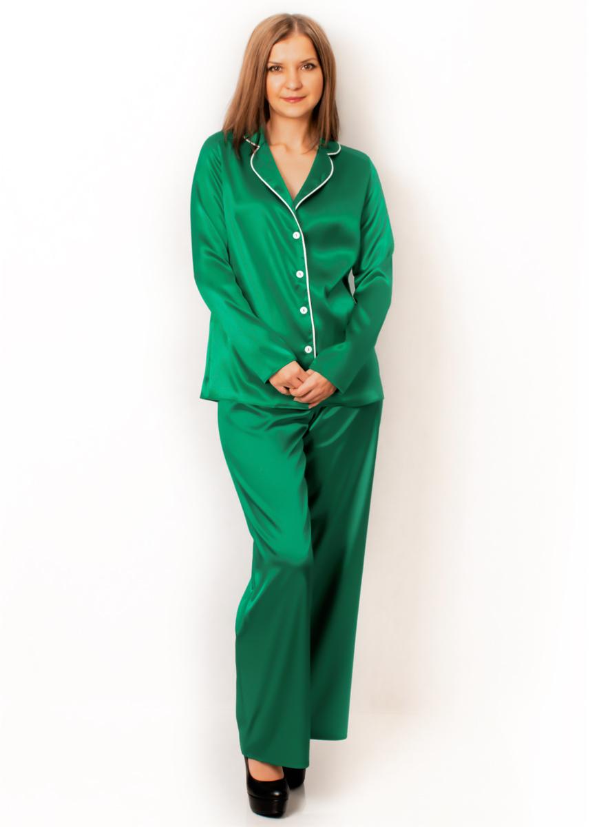 Пижама - Лантана (бриллиантовый зеленый)