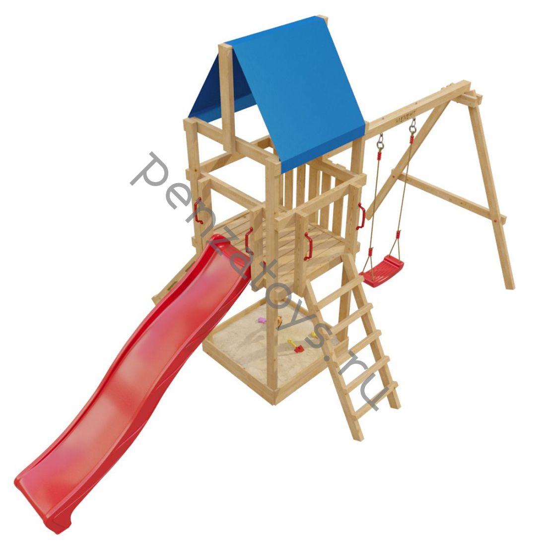 Игровая детская площадка Самсон Элемент-7