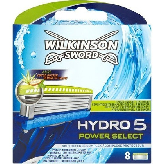 Кассеты Schick / Wilkinson Sword Hydro5, (8 шт)