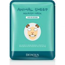 Маска для лица Animal Face Sheep BQY3048, 30гр