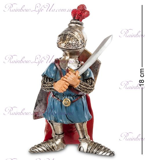 "Фигурка рыцарь с мечом на страже ""W.Stratford"""