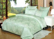 Постельное белье Сатин-жаккард 2-спальный Арт.21/037-SG
