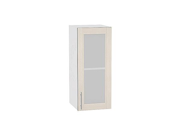 Шкаф верхний Сканди В309 со стеклом Cappuccino Softwood