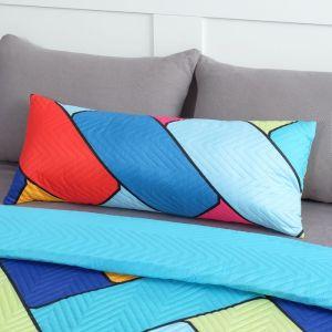 Подушка декоративная Экономь и Я «Волны» 30?80 см, 100% полиэстер