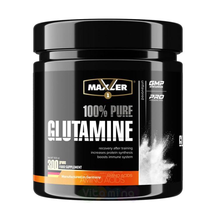 Maxler Глютамин Glutamine, 300 г