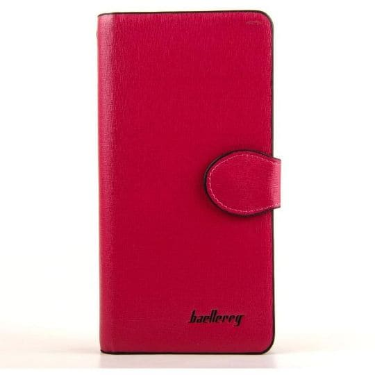 Женский кошелек Baellerry, красный