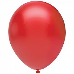 """Красный, пастель, 12"""", 50 шт (Турция, Орбиталь)"""