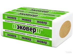 Теплоизоляция Эковер Стандарт 50*600*1000/12 пл. (50 кг/м3) 1уп=0,36м3, 7,2м2