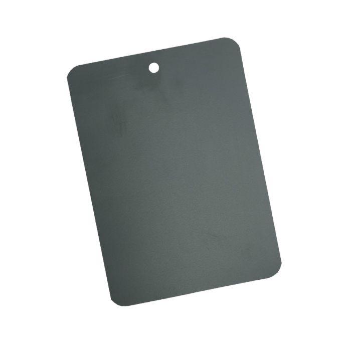 Jeta 5861302 Тест-пластины для пробных выкрасов, 150х105х0,15мм., материал: сталь, цвет: серый, в упаковке 100шт.