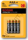 KODAK LR03 XTRALIFE  4BL  (40)