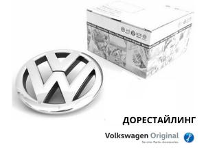 Эмблема решетки радиатора VAG Volkswagen Polo Sedan 2010-2015