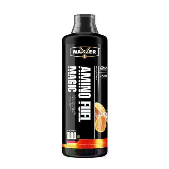 Maxler Жидкие Аминокислоты Amino Magic Fuel, 1000 мл