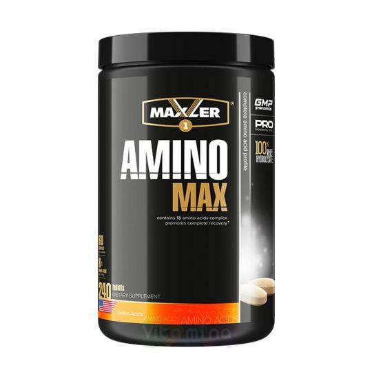 Maxler Аминокислоты Amino Max Hydrolysate, 240 таб