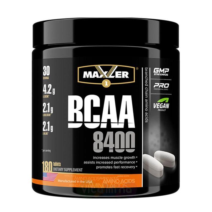 Maxler BCAA 8400, 180 табл