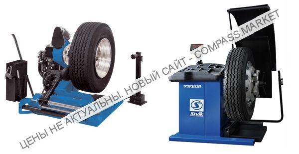 Комплект станков SIVIK для грузового поста