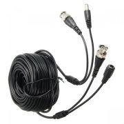 Готовый кабель для камер видеонаблюдения 15м