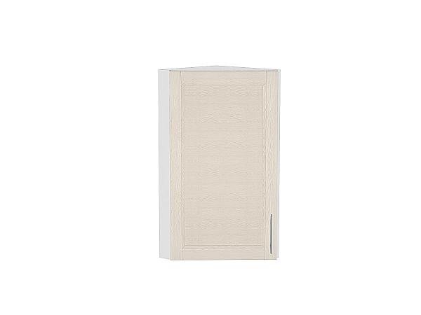 Шкаф верхний торцевой Сканди ВТ230 Cappuccino Softwood