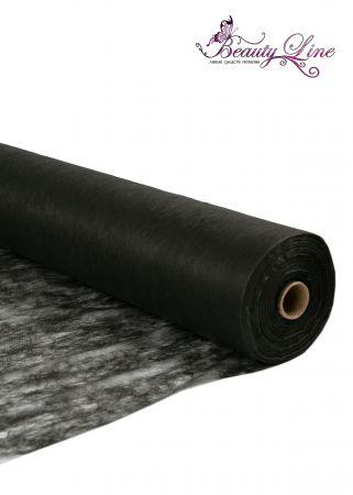 Простыни одноразовые - 70/200, плотность - 25; --- 100 шт. Цвет Чёрный