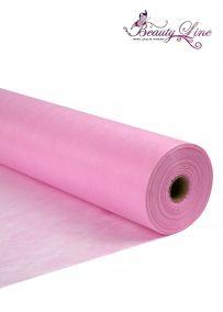 Простыни одноразовые - 80/200, плотность - 17; --- 100 шт. Цвет Розовый
