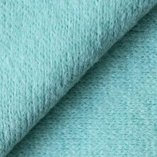 Лоскут трикотажной ткани Мятный Ангора  50х30 см