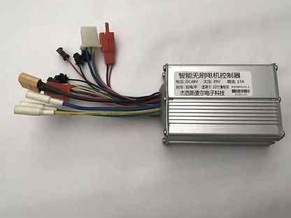 Контроллер для электросамоката Kugoo M5 48v