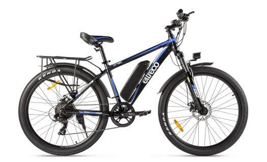 Велогибрид Eltreco XT 750 Черный