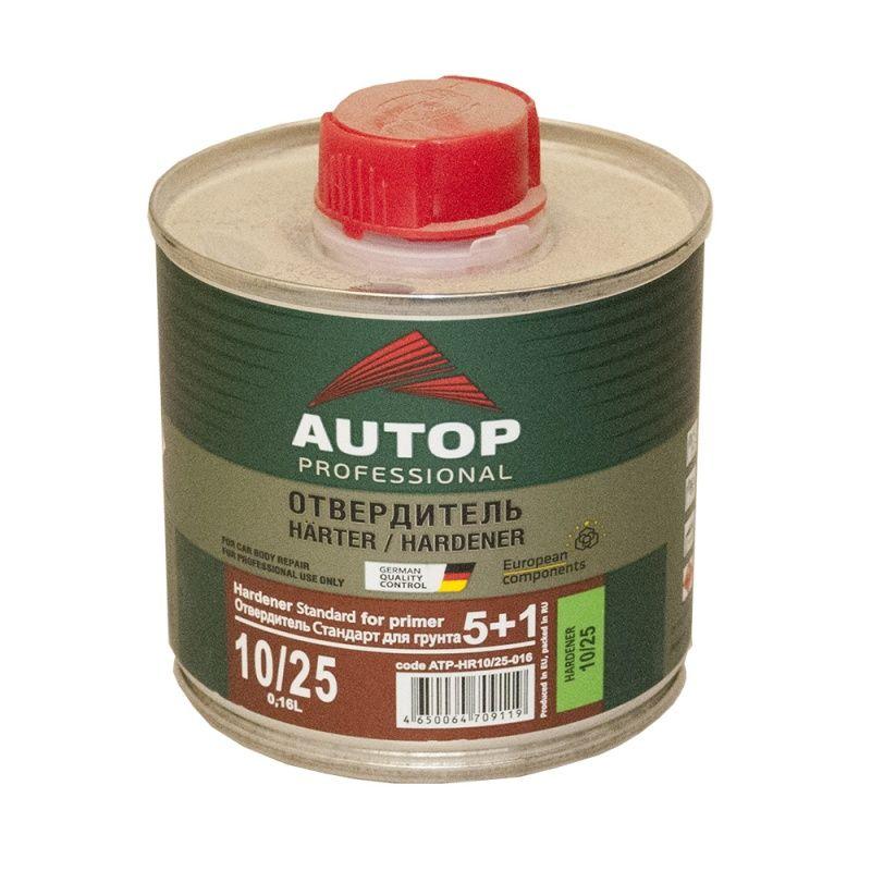 Autop Hardener Standart 10/25 Отвердитель стандартный, акриловый, для грунта 5:1, объем 160мл.