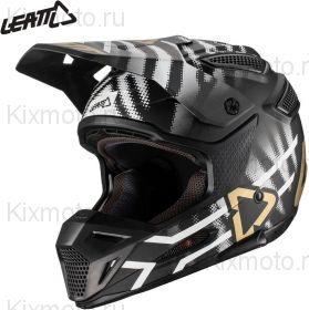 Шлем Leatt GPX 5.5 V20.2 Zebra