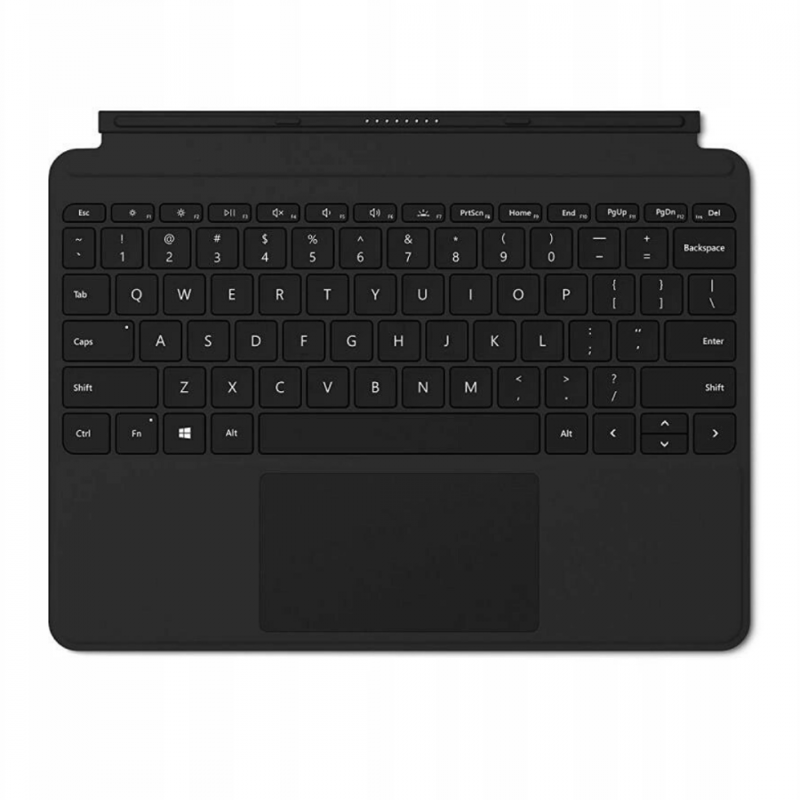 Microsoft Surface Pro X type cover Alcantara (Black)