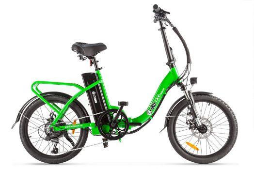 Велогибрид Eltreco Wave 350W Зеленый