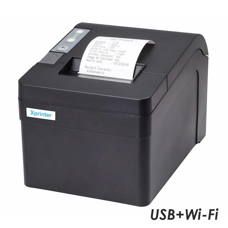 Принтер чеков Xprinter XP-T58K (Wi-Fi)