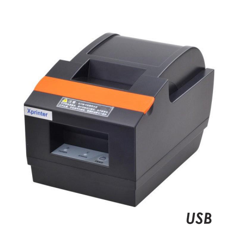 Принтер чеков Xprinter XP-Q90EC (USB)