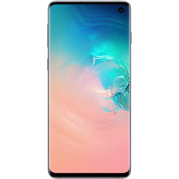 """Samsung Galaxy S10, 6.1"""", 128 ГБ (перламутр/белый)"""