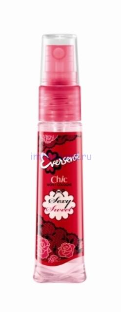 Парфюмированная вода Фруктовая Сладость Eversence Chic Sexy Sweet 20мл