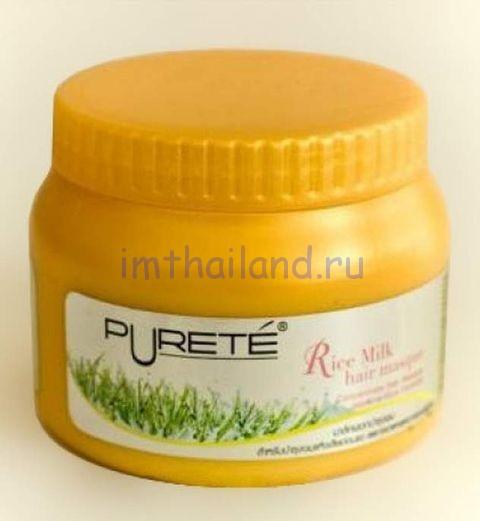 Маска для волос Purete с тайским рисом 300 мл