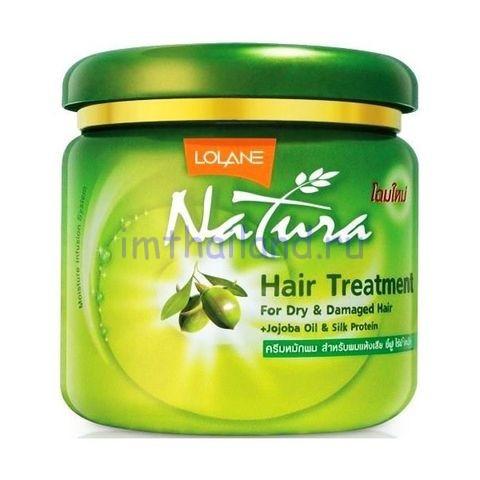 Маска для сухих и поврежденных волос Lolane 100 гр