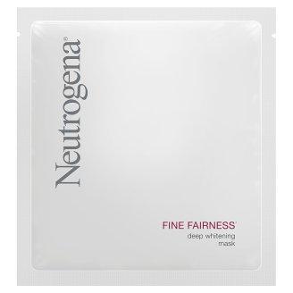 Маска для лица Отбеливающая Neutrogena Fine Fairness 1 шт