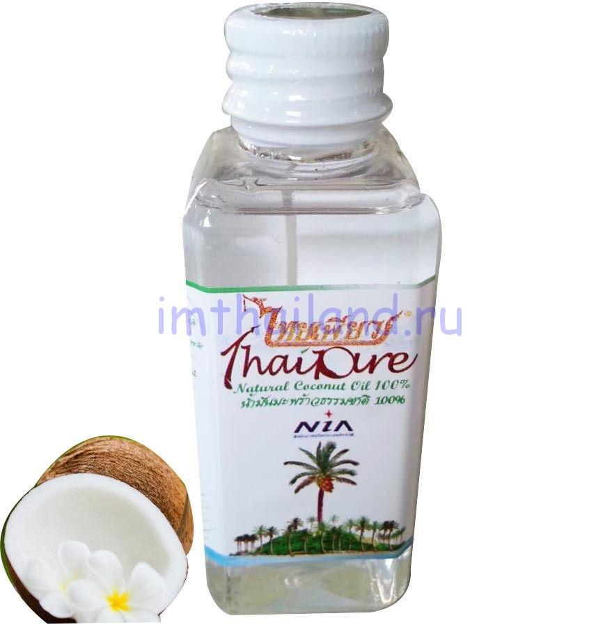 Кокосовое нерафинированное масло Banna 500 мл