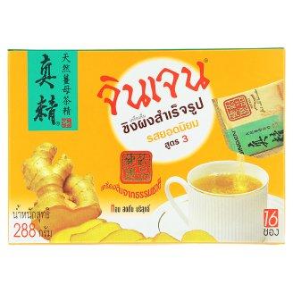 Имбирный чай рецепт №3 Gingen Recipe 3 Popular 16 шт по 18 гр