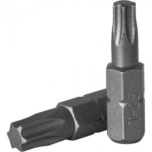 D130T45 Бита 10 мм, Torx Т-45, 30 мм, S2 материал
