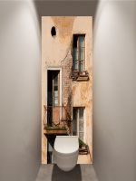 Фотообои в туалет - Балконмагазин Интерьерные наклейки