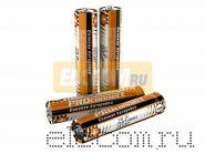 Солевая батарейка Proconnect ААА (R03P)