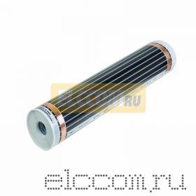 Пленочный теплый пол 220Вт/м2, (XM), ширина100 см, толщина (0, 338)