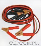 Шнур сетевой для зарядки аккумуляторов с клеммами 1000 А (автомобильные провода для прикуривания)