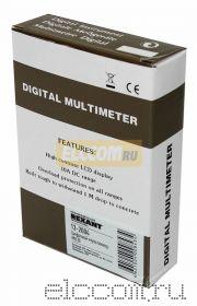 Портативный мультиметр M838 MASTECH